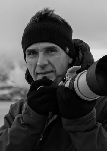 Fabrice Guérin photographe animalier sous-marin