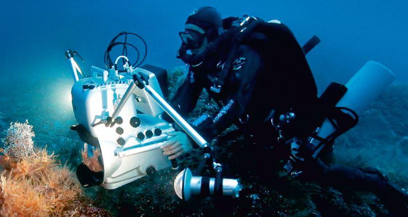 Seacam C330 - C500 - FILM 3D SOUS-MARIN